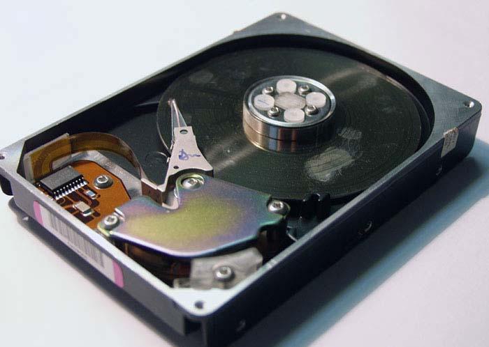 Гермоблок жесткого диска