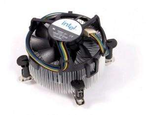 Радиатор с вентилятором